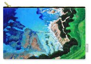 Aerial View Of Pebble Beach Carry-all Pouch