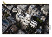 Aerial View Of St Pauls Cathedral Carry-all Pouch