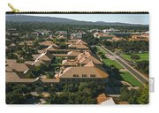 Aerial View Of Stanford University Carry-all Pouch