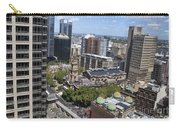 Aerial View Of Sydney City Hall Carry-all Pouch
