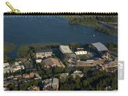 Aerial View Of The New Husky Stadium Carry-all Pouch