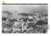 Aerial View Of Windsor Castle. Carry-all Pouch