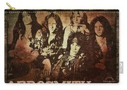 Aerosmith - Back In The Saddle Carry-all Pouch