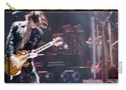 Aerosmith - Joe Perry - Dsc00052 Carry-all Pouch
