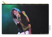 Aerosmith - Steven Tyler -dsc00139-1 Carry-all Pouch