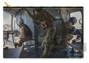 Afghan Air Force Members Carry-all Pouch