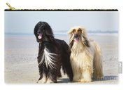 Afghan Hound Dogs Carry-all Pouch