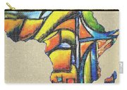 Africa 2 Carry-all Pouch