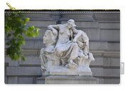 Africa Statue - New York City Carry-all Pouch