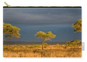 African Acacia Sunrise Carry-all Pouch