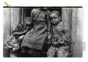 African American Children Carry-all Pouch