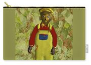 African American Kid Art Carry-all Pouch