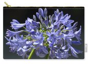 African Blue Lily Carry-all Pouch