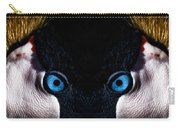African Crowned Crane X2 Carry-all Pouch