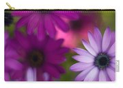 African Daisy Collage Carry-all Pouch