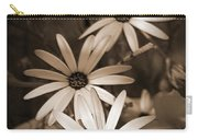 African Daisy Named African Sun Carry-all Pouch