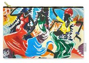 African Dancers No. 2 Carry-all Pouch