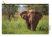 African Desert Elephant Carry-all Pouch