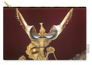 African Devil Mantis Carry-all Pouch