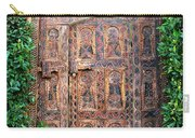 African Door Parker Palm Springs Carry-all Pouch