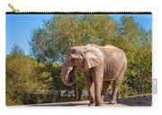 African Elephant 2 Carry-all Pouch