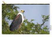 African Fish Eagle Haliaeetus Vocifer Carry-all Pouch