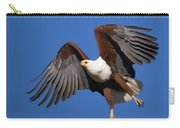 African Fish Eagle Carry-all Pouch