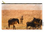 African Gathering Carry-all Pouch