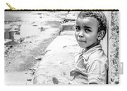 African Girl Remastered Carry-all Pouch