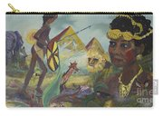 African Gold Carry-all Pouch