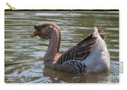 African Goose Carry-all Pouch