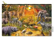 African Harmony Carry-all Pouch
