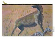 African Hyena Carry-all Pouch