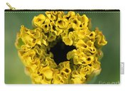 African Marigold Named Crackerjack Gold Carry-all Pouch