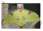 African Moon Moth Carry-all Pouch