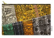 African Prints Carry-all Pouch