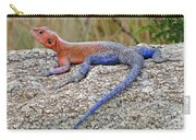 African Safari Lizard Carry-all Pouch