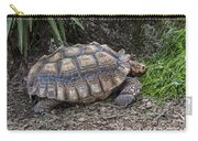 African Spurred Tortoise Carry-all Pouch