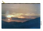 African Sunset Carry-all Pouch