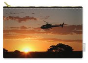 African Sunset II Carry-all Pouch