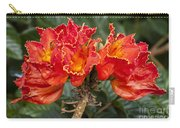 African Tulips Carry-all Pouch
