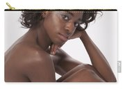 Chynna African American Nude Girl In Sexy Sensual Photograph And In Color 4779.02 Carry-all Pouch