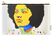 Afro Pam Grier Carry-all Pouch