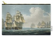 After The Battle Of Trafalgar Carry-all Pouch