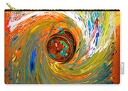 After The Masterpiece Carry-all Pouch by Barbara McMahon