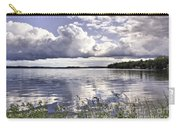 After The Rain Lake Carmi Carry-all Pouch