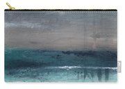 After The Storm- Abstract Beach Landscape Carry-all Pouch