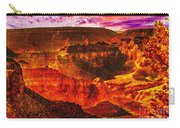 Afterglow Grand Canyon National Park Carry-all Pouch