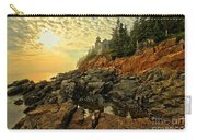 Afternoon At Bass Harbor Carry-all Pouch