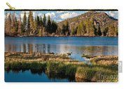 Afternoon At Sprague Lake Carry-all Pouch